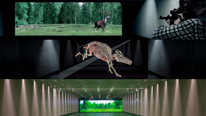 3D – Shooting Range
