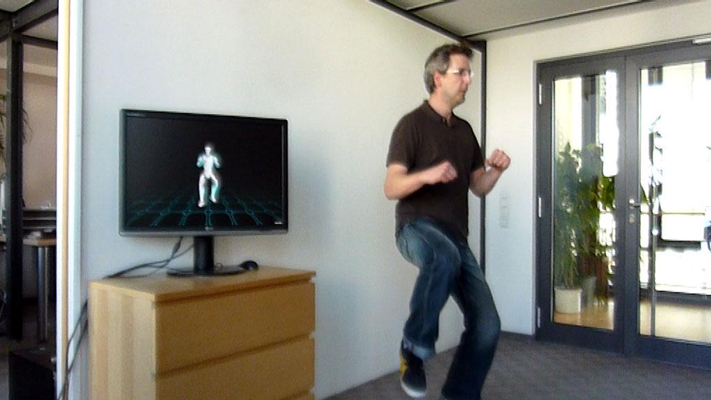Kinect MotionControl