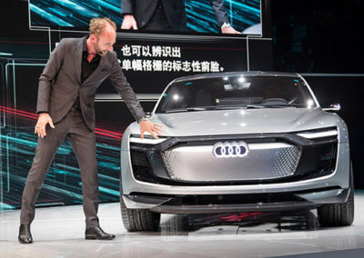 Audi Press Conference Shanghai