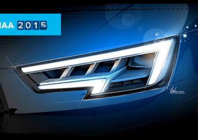 Audi Pressconference – IAA