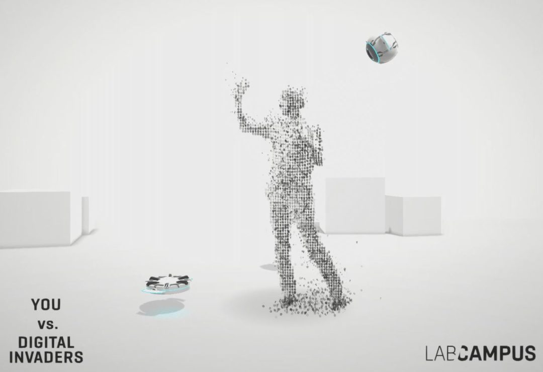 LabCampus Cybersecurity Stopper Wall
